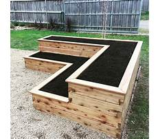 How to build a raised bed garden Plan