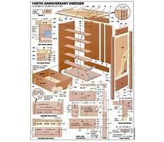 How to build a six drawer dresser.aspx Plan