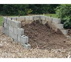 How to build a wood retaining wall.aspx Plan