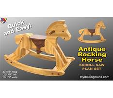 How to build a wood riding toys Plan