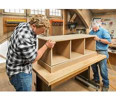 How to build a workbench video Plan
