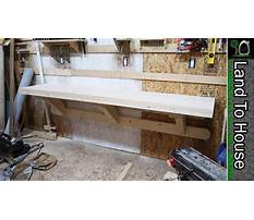 How to build a workbench youtube Plan