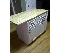 How to build an island from a dresser.aspx Plan