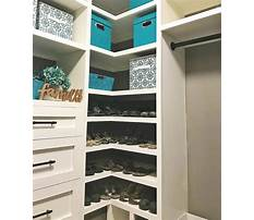 How to build drawers for closet Plan