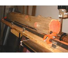 How to build log furniture tools.aspx Plan