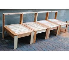 How to build nursery furniture Plan