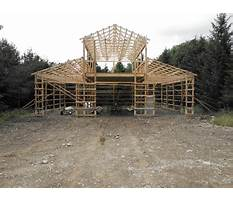 How to build rafters for garage.aspx Plan