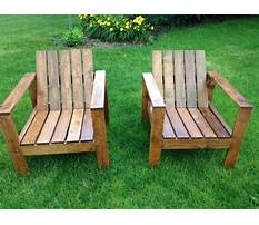 How to build rustic patio furniture.aspx Plan