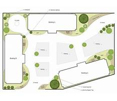 How to draw a site plan online Plan