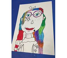 How to draw simple characters lessons Plan