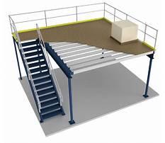 How to install a mezzanine kit Plan