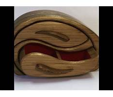 How to make a bandsaw box on the lathe wood turning projects Plan