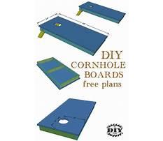 How to make a cornhole.aspx Plan