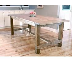 How to make a farmhouse table.aspx Plan