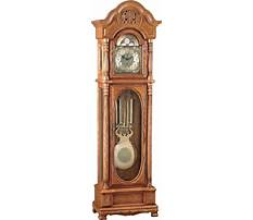 How to make a grandfather clock chime Plan