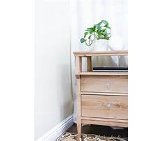 How to make a mirrored nightstand Plan