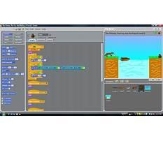 How to make a sandbox game on scratch Plan