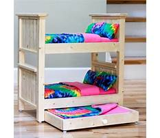 How to make american girl doll furniture out of wood Plan