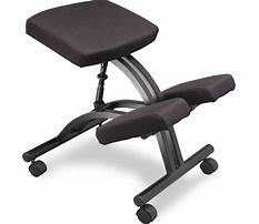 How to make chair ergonomic Plan