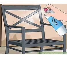 How to make ikea furniture look vintage Plan