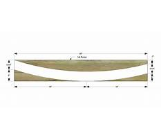 How to make rocking chair legs Plan