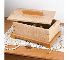How to make secret compartment in box Plan