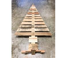 How to make wood pallets Plan