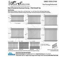 How to stain fence boards.aspx Plan