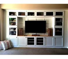 Ikea entertainment centers in living rooms Plan