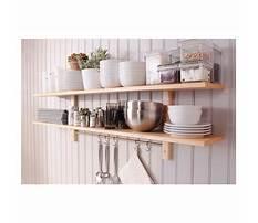 Ikea shelves for kitchen Plan