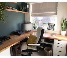 Ikea small office desks Plan