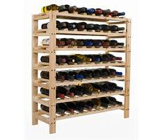 Ikea wine shelves Plan