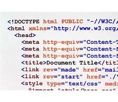 Index html code Plan