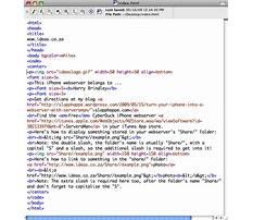 Index html sample file Plan