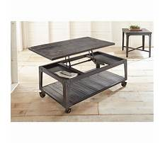 Industrial cart coffee tables on clearance Plan