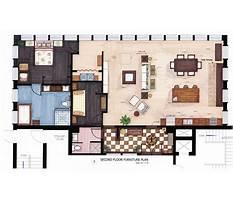Interior design furniture plans Plan