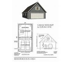 Interior garage plans.aspx Plan