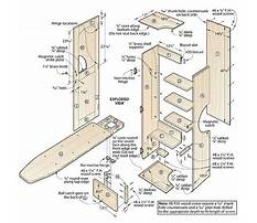 Ironing board cabinet plans free Plan