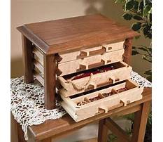 Jewelry box jewelry store Plan