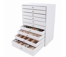 Jewelry storage boxes uk Plan