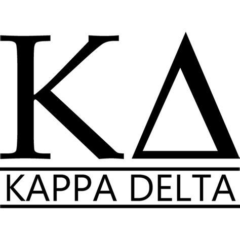 Kappa Delta Symbols