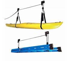 Kayak hoist garage diy.aspx Plan