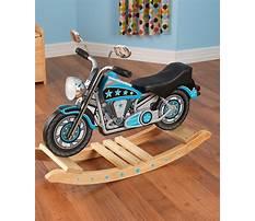 Kidkraft motorcycle rocking horse Plan