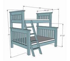 Kids bed plans.aspx Plan