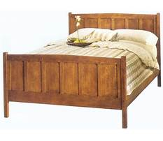 King size bed woodworking plans.aspx Plan
