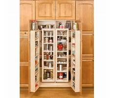 Kitchen folding pantry cabinet home depot Plan