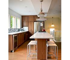 Kitchen island cabinets on both sides Plan