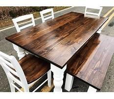 Kitchen table farmhouse style.aspx Plan