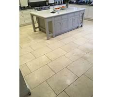 Kitchen tile flooring cleaned Plan