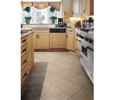 Kitchen tile flooring images Plan